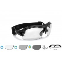 Photochromic Motorcycle Sunglasses for Prescription Lenses F399A
