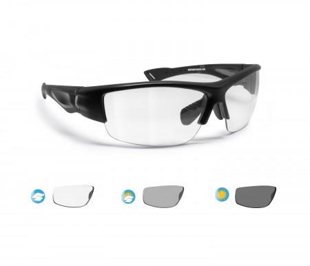 Photochromic Motorcycle Sunglasses F1001A