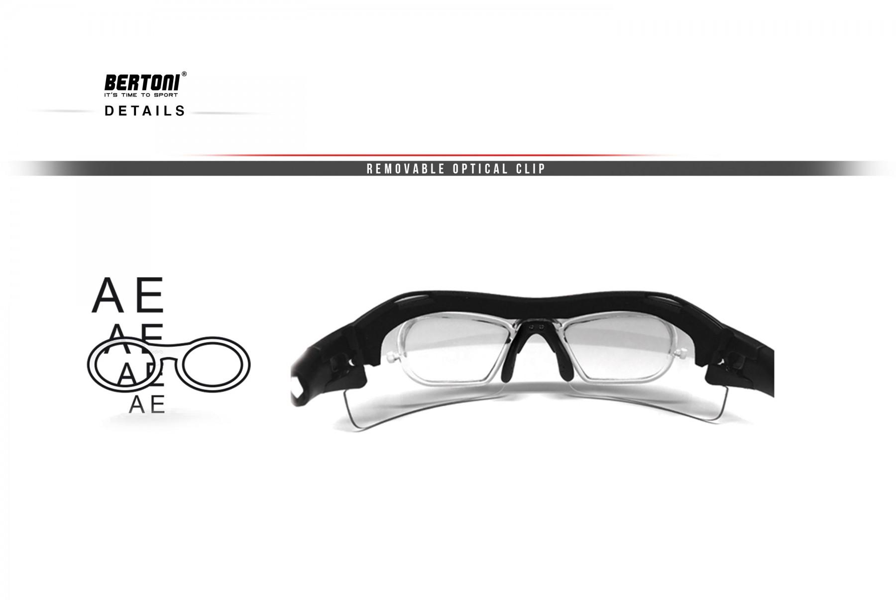 af599c743d Más vistas. Gafas Moto Graduadas - 3 Lentes Anti-Vaho Intercambiables  Incluidas - Clip Óptico para ...